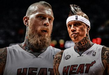 Most Tattooed NBA Players In The World
