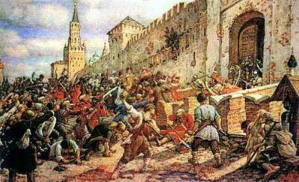 Nika Riots 532 AD