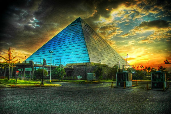 The Pyramid Arena