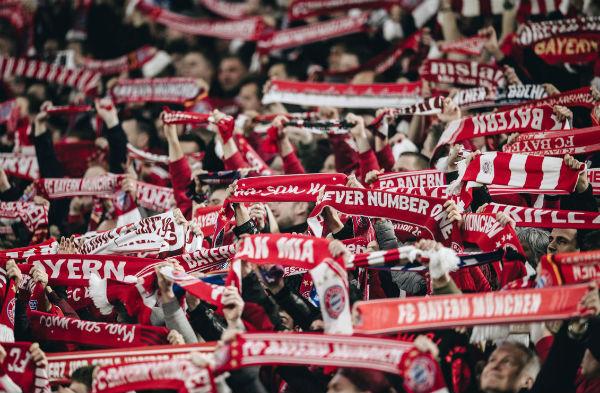 Fan base of Bayern Munich