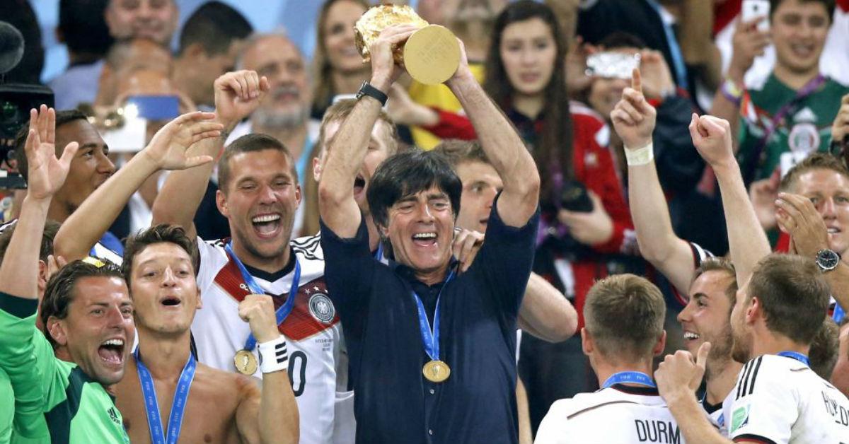 Best Coaches of International Football
