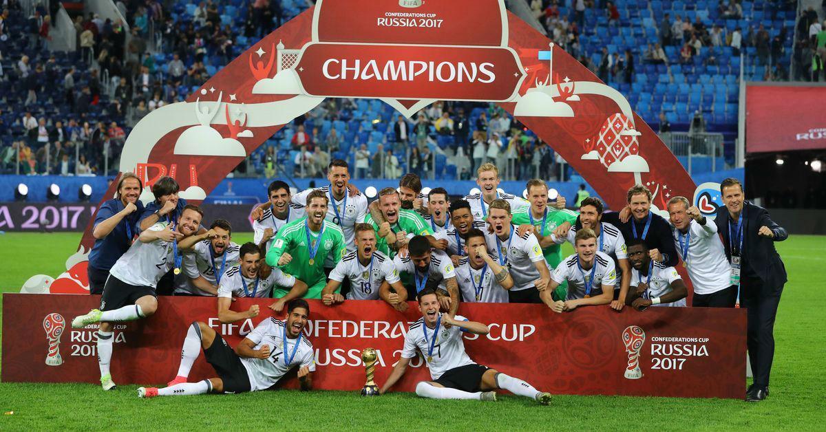 Most Successful Teams in FIFA Confederations Cup
