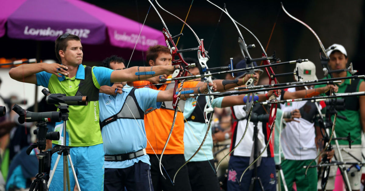 Greatest Compound Archers In The World
