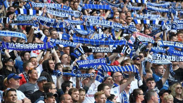 Fan base of Hamburg