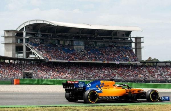 McLaren Racing Ltd