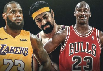 Greatest Basketball Players In NBA 50th Anniversary Team