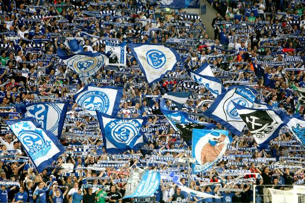 Fan base of Schalke 04