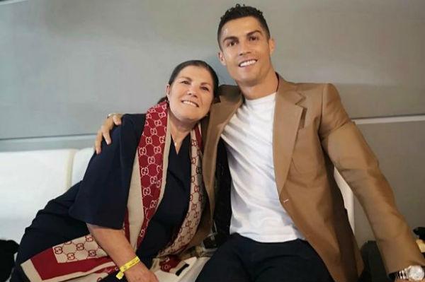 Cristiano Ronaldo supported a cancer hospital