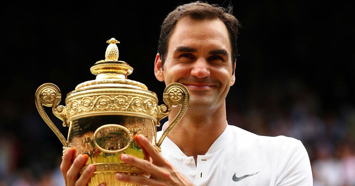 Greatest Male Tennis Players In Wimbledon