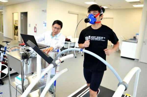 Sports heart diseases resister