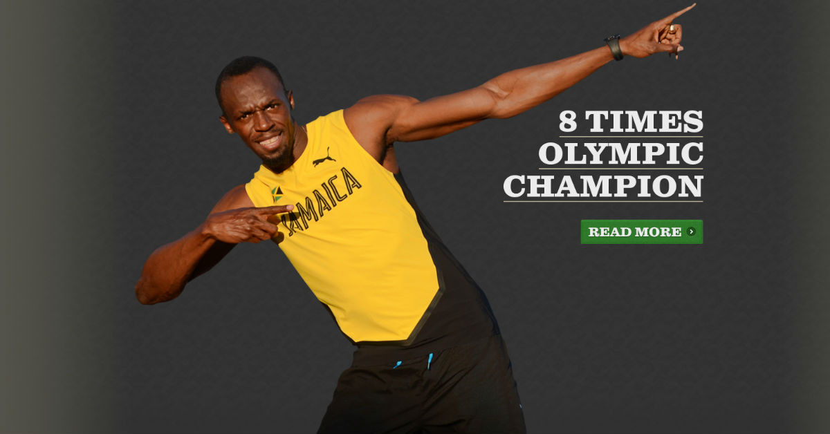 Interesting Facts About Usain Bolt You Don't Know