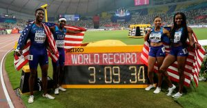 Greatest World Records In Sports