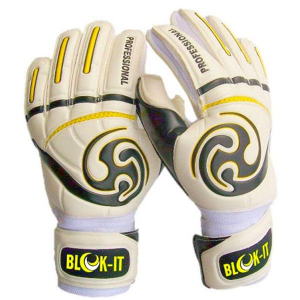 Goalkeeper Gloves by Blok IT