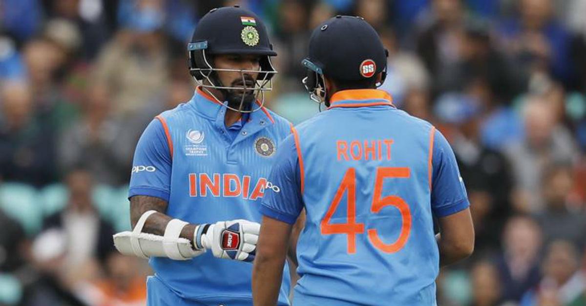 Best Opening Batsmen in ODI Cricket Right Now
