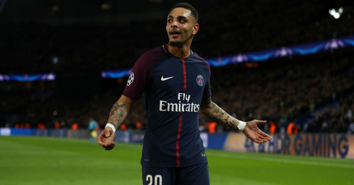 Layvin Kurzawa Biography