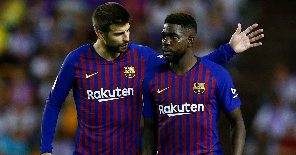 Samuel Umtiti Biography