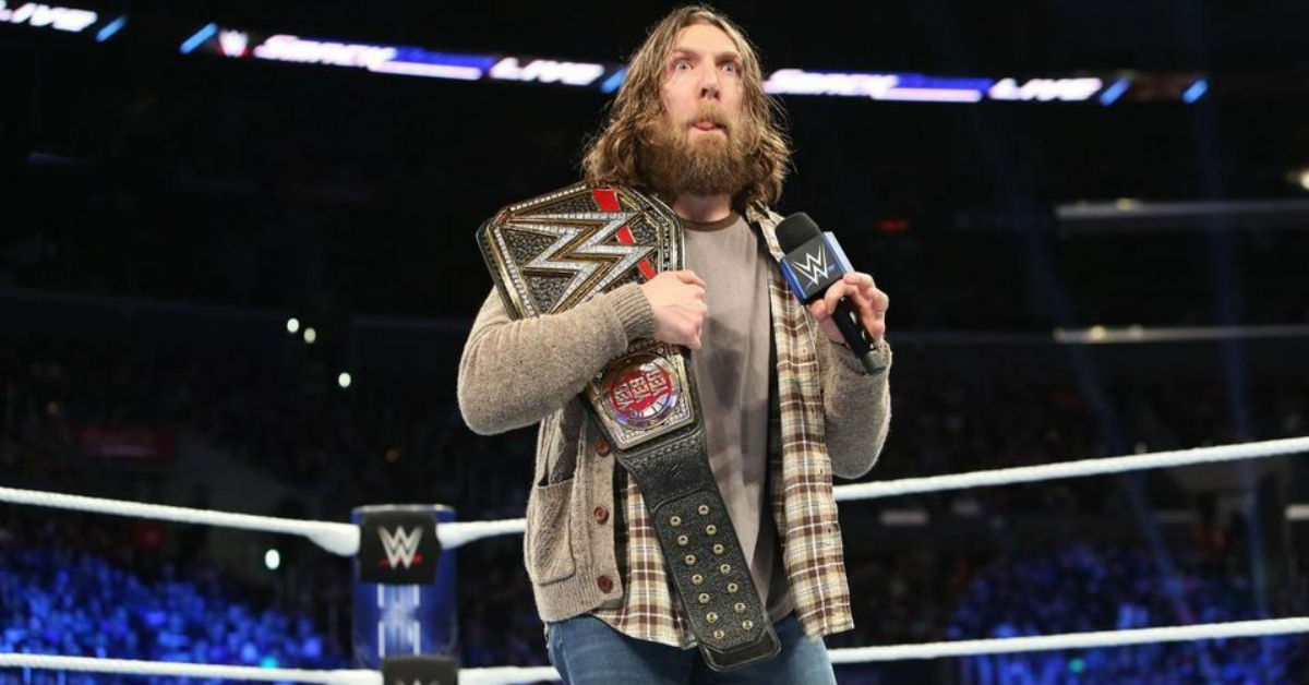 Daniel Bryan Biography, Net Worth, and Many More