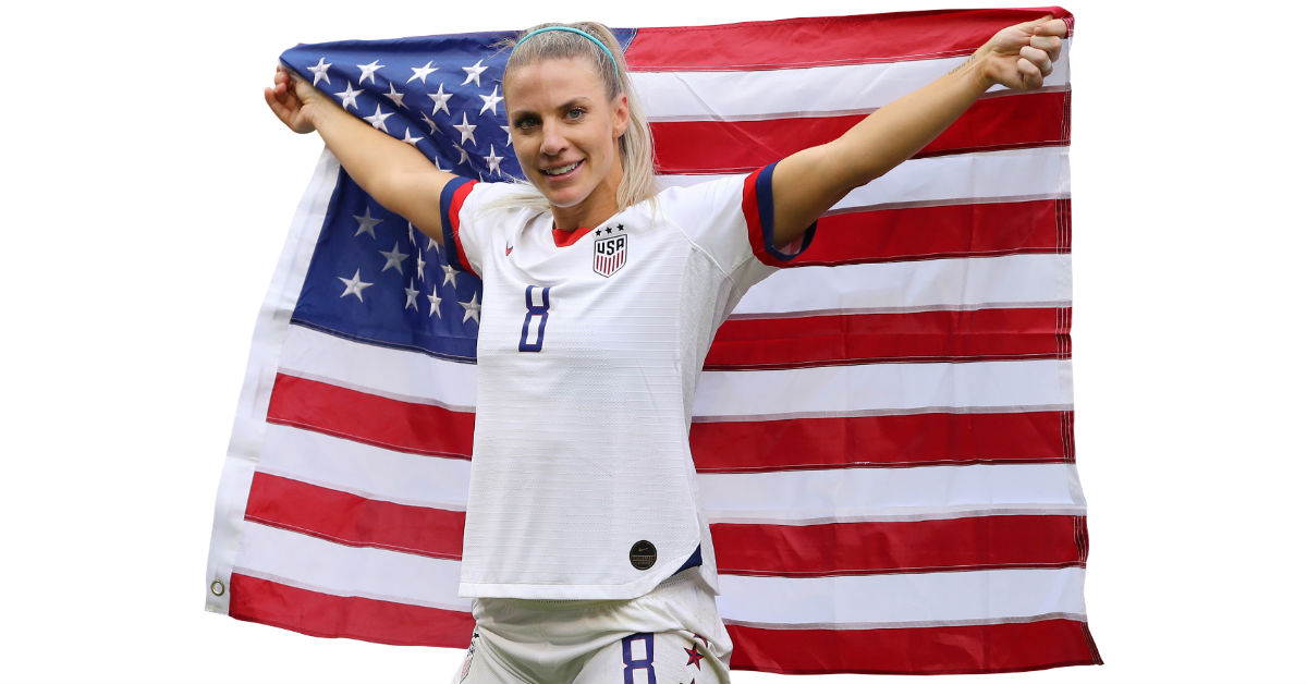 Julie Ertz Biography, Net Worth, and Many More